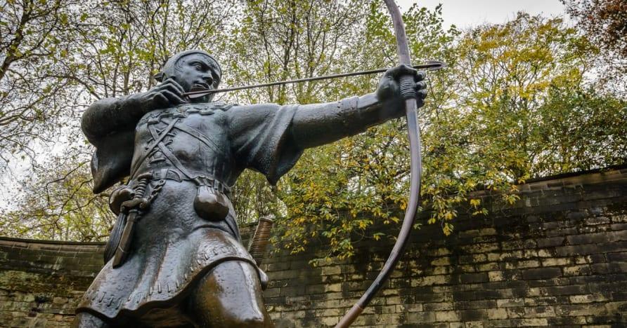 Yggdrasil Gaming faz parceria com Peter & Sons para lançar Robin- Nottingham Raiders