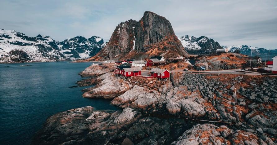 Jogos de azar online na Noruega