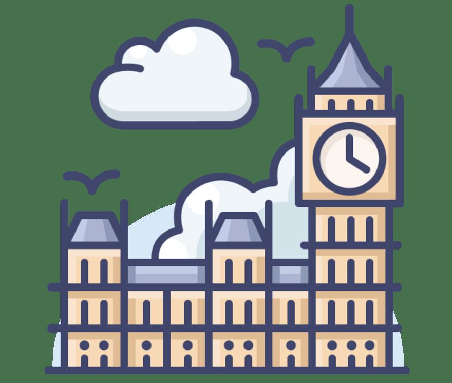 23 Melhor Cassino onlines - Reino Unido 2021