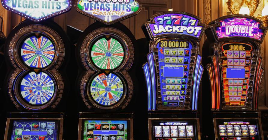 Jogos de slots que bombam fortunas