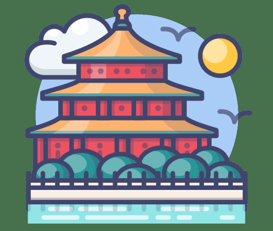 30 Melhor Cassino Onlines - China 2021