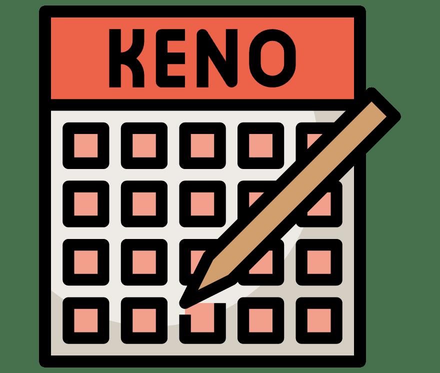 36 principais Online Keno sites de cassino no Portugal