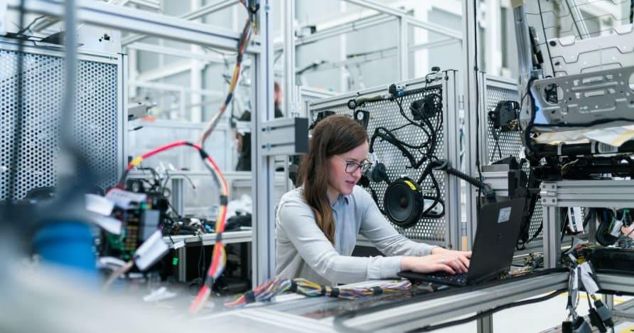 Tendências tecnológicas revolucionárias na indústria de cassinos online