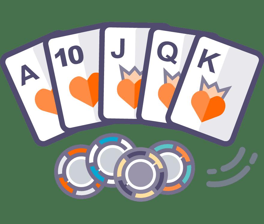 36 principais Online Texas Holdem sites de cassino no Portugal
