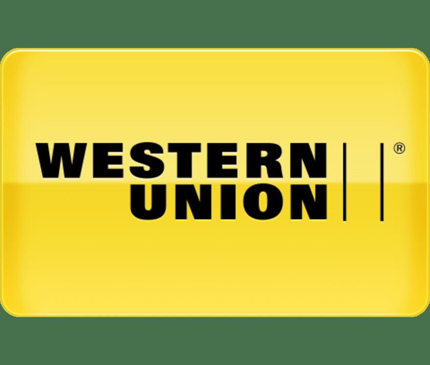 Melhores cassinos de Western Union online do Portugal
