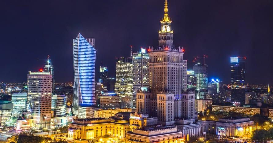 Cassinos online da Polônia: jogos de azar na Internet na Polônia