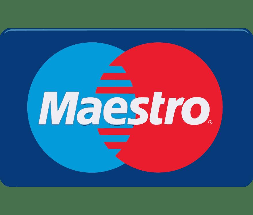 Melhores cassinos de Maestro online do Portugal